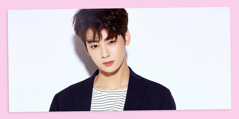 10 Fakta Unik Cha EunWoo, Aktor My ID Is Gangnam Beauty