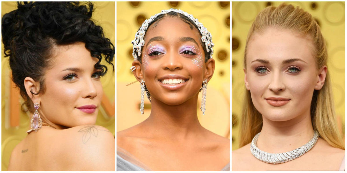 Tampilan Makeup Terfavorit di Emmy Awards 2019