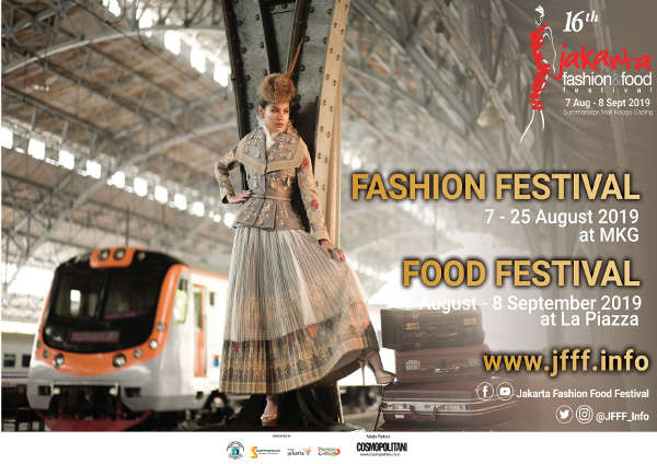 Jakarta Fashion and Food Festival 2019