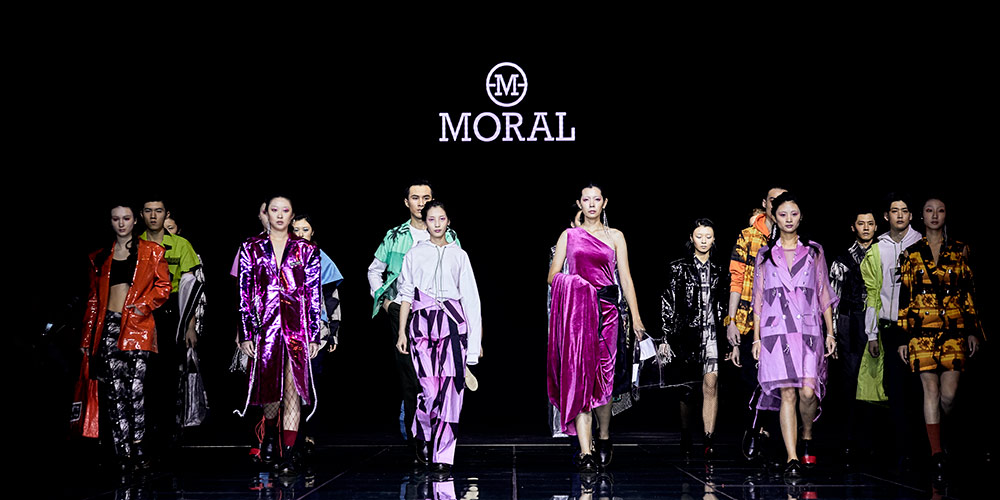 Wakili Indonesia, MORAL Ramaikan Harbin Fashion Week, China
