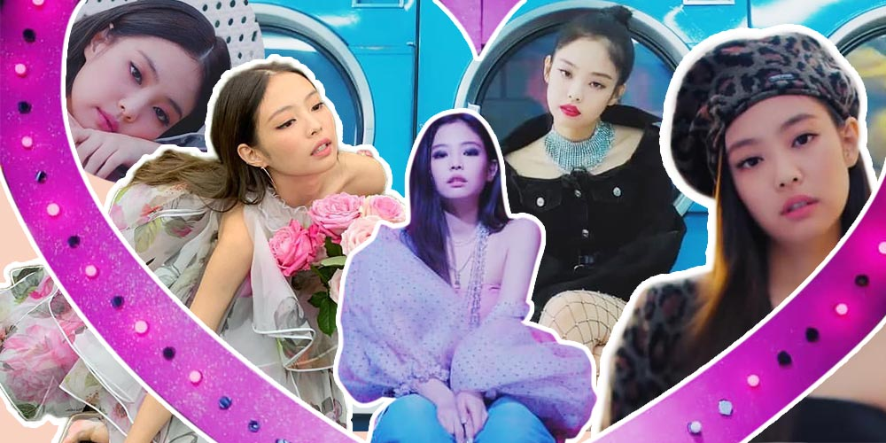 9 Gaya Stylish Jennie BLACKPINK di Video Klip 'Solo'