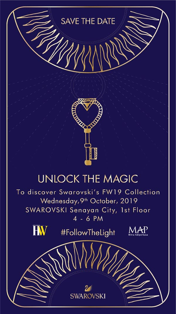 Unlock The Magic with Swarovski