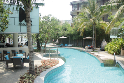 Sunday Splash di Double Tree, Your Secret Sunday Escape
