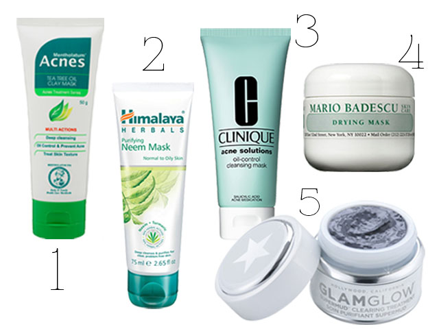 10 Mask Brands for a Good Acne Facial