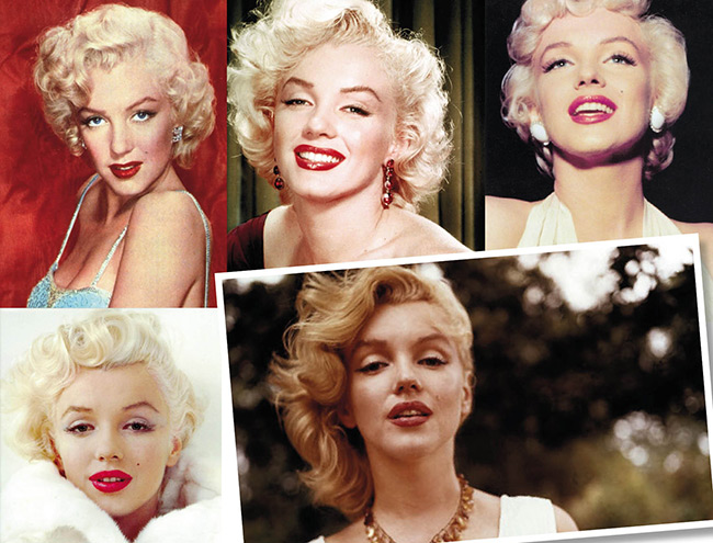 How To Get Marilyn Monroe's Iconic Look