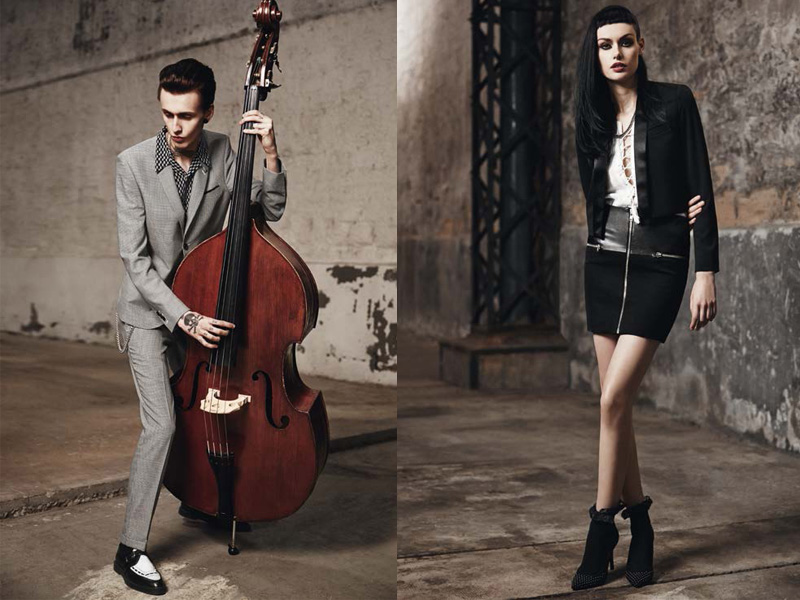 Iconic Couples Inspiration, The Kooples!