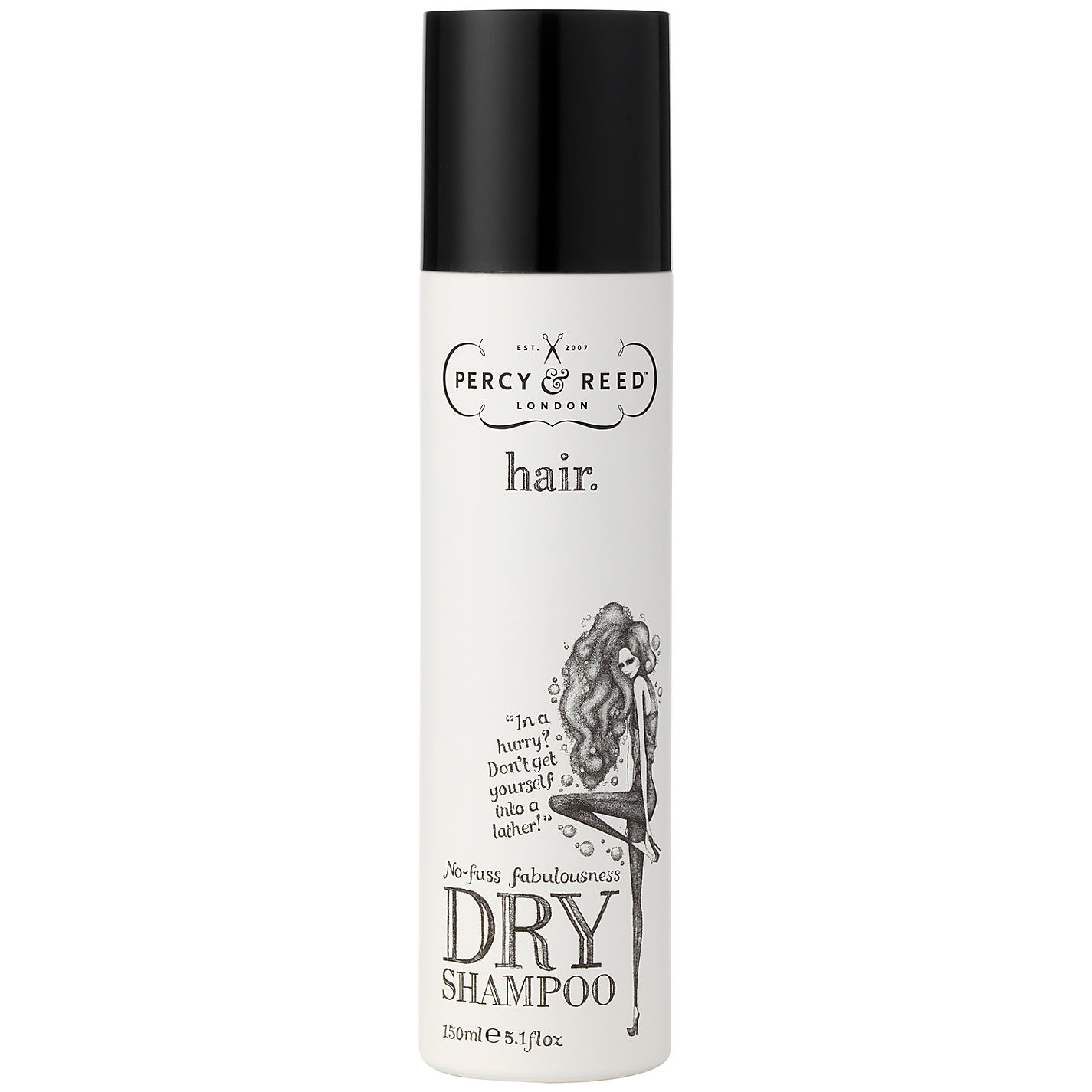 Dry shampoo is a must have!