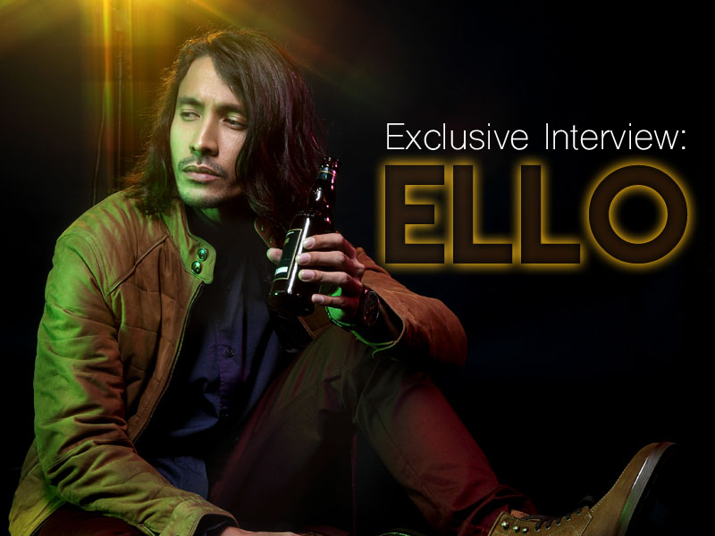 Exclusive Interview : Ello