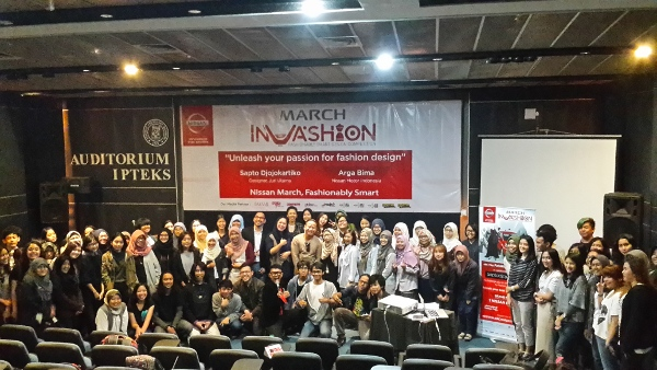 March InVashion Goes to Bandung