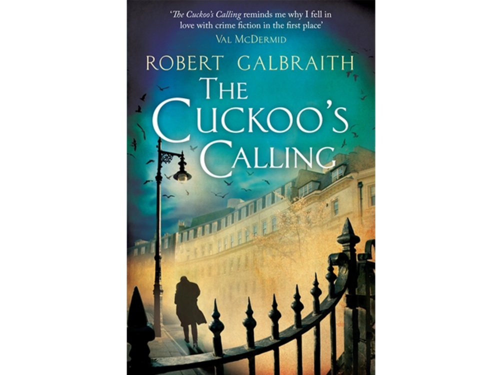 Book Review: The Cuckoo's Calling (JK Rowling)
