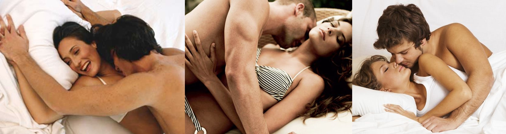 3 Pleasure Positions For Your Lazy Day