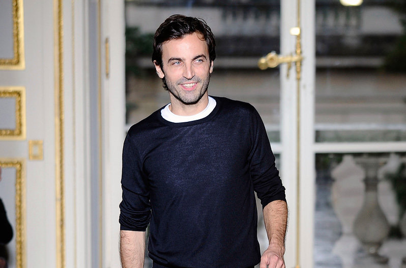 Nicolas Ghesquiere Creative Director Louis Vuitton
