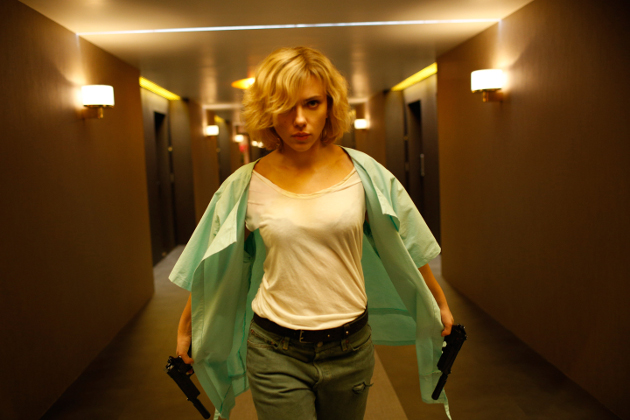Lucy: Sci-fi With A Touch Of Action