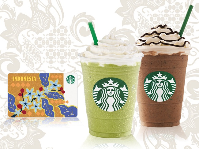 Frappuccino For You!