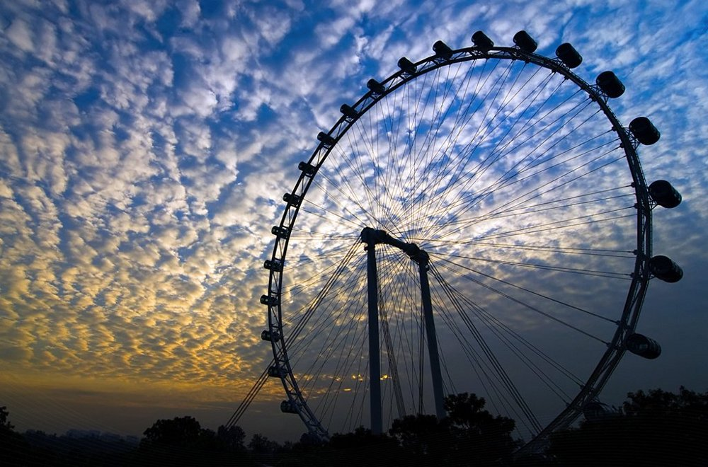 Cosmo's Guide to Spend One Day in Singapore
