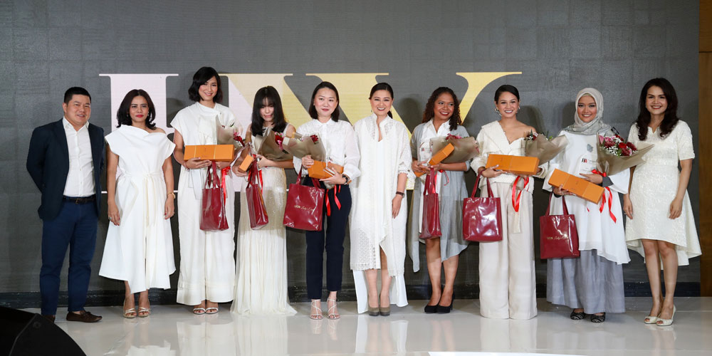 Deretan Women of The Year 2018 oleh HerWorld Indonesia