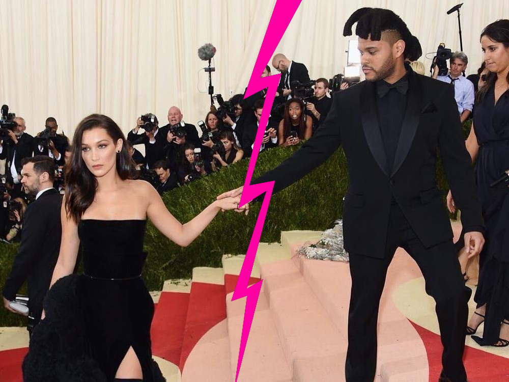 Bella Hadid dan The Weeknd Putus