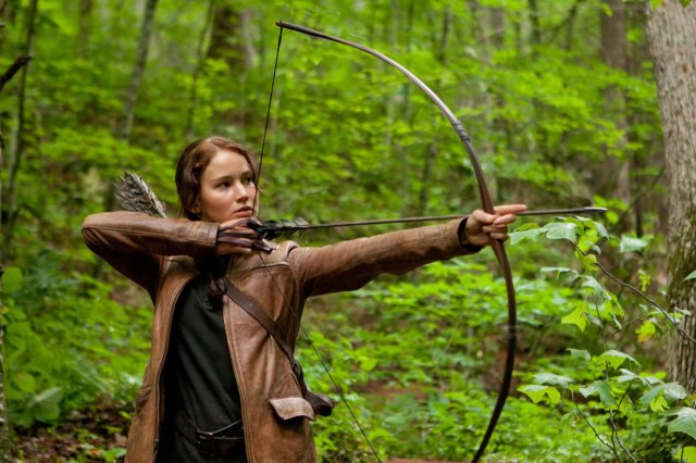 Come and Play the Hunger Games