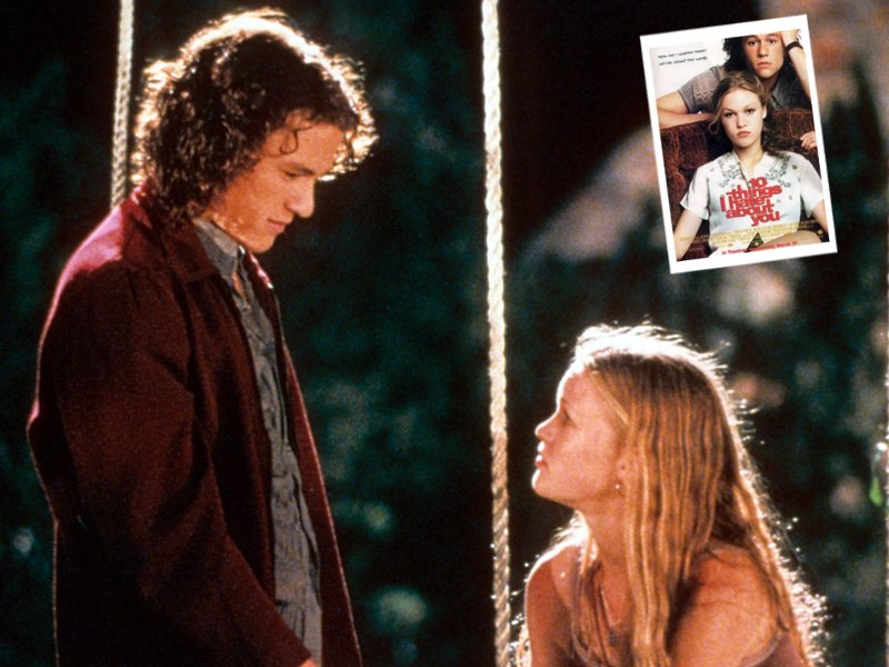#7. 10 Things I Hate About You (1999)