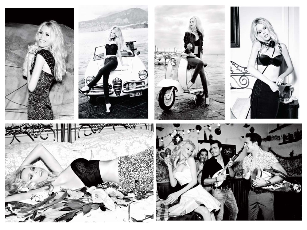 Anniversary Campaign by Guess