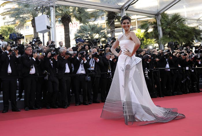 Best Dressed at Cannes Film Festival 2011
