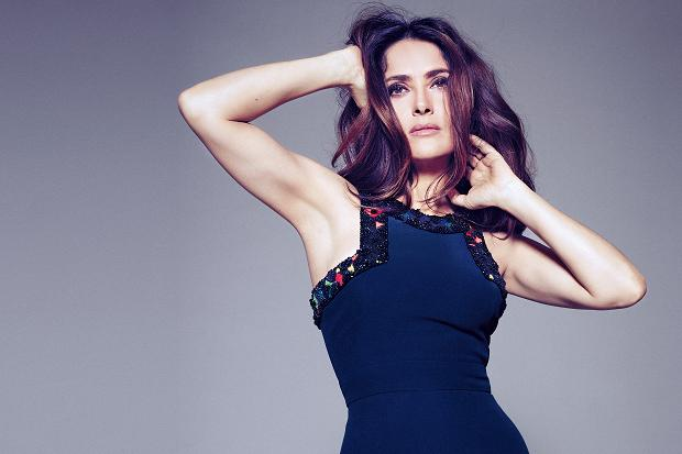 Salma Hayek, the New Face of Pomellato