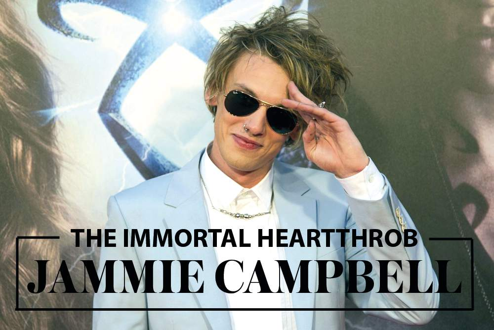 The Immortal Heartthrob Jamie Campbell