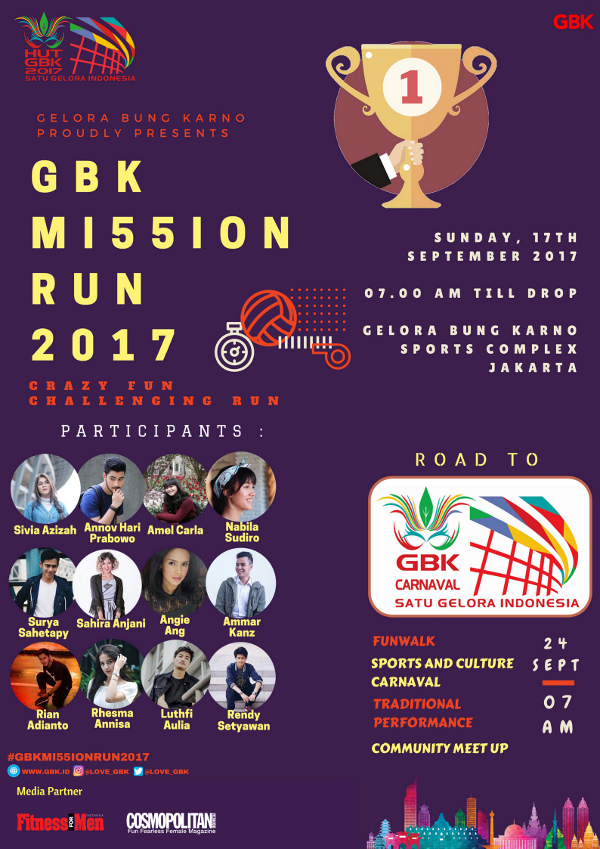 GBK MI55ION RUN 2017