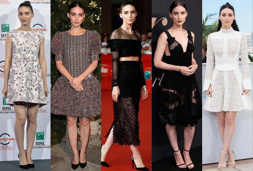 Rooney Mara: The Girl With The Delicate Simplicity