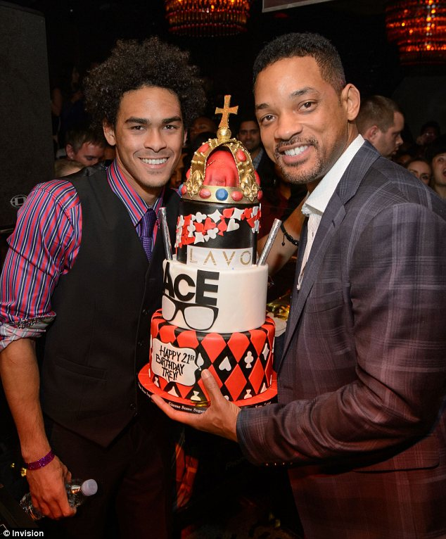 Will Smith & Trey Smith