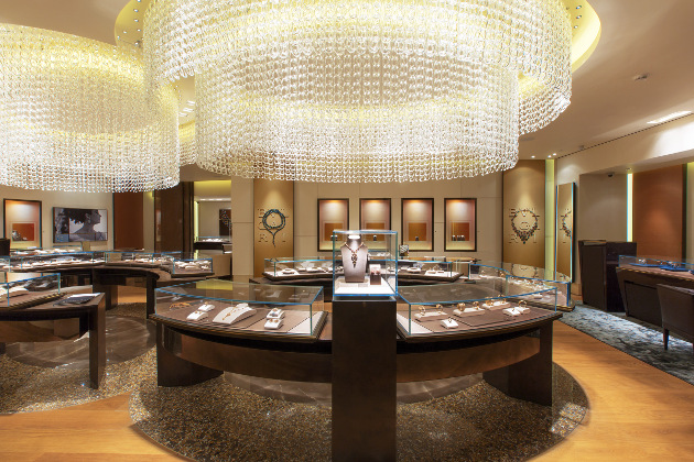 BVLGARI Shines With Their New Store