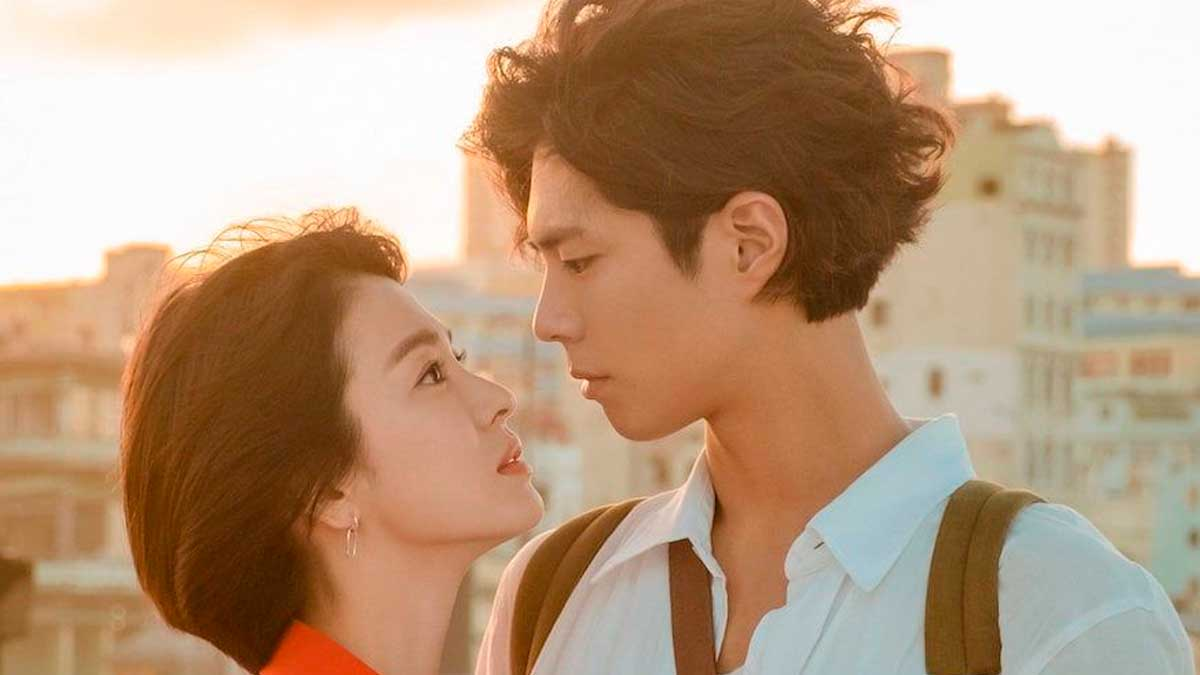 Drama Park Bo Gum & Song Hye Kyo, Encounter, Tayang!