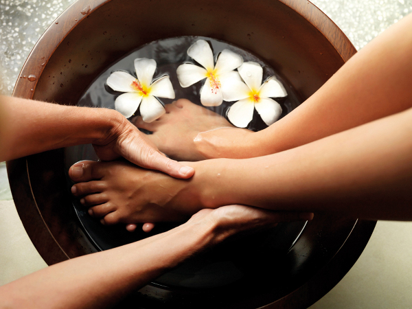 Relax with Spa