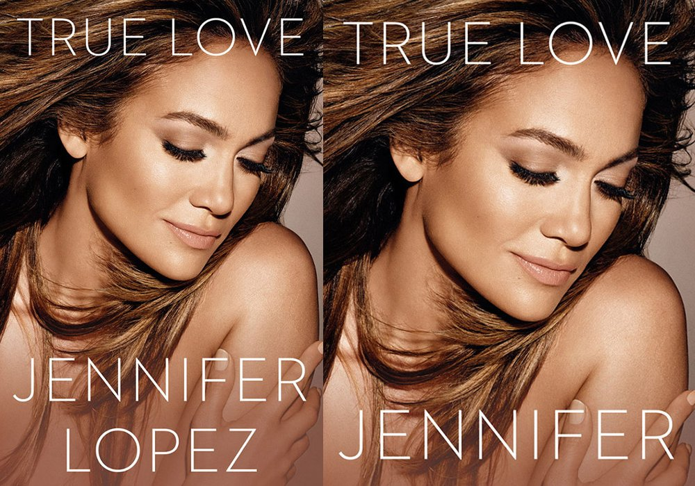 True Love, Buku Pertama Jennifer Lopez