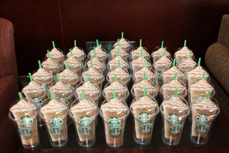 Make Your Own Frappuccino!