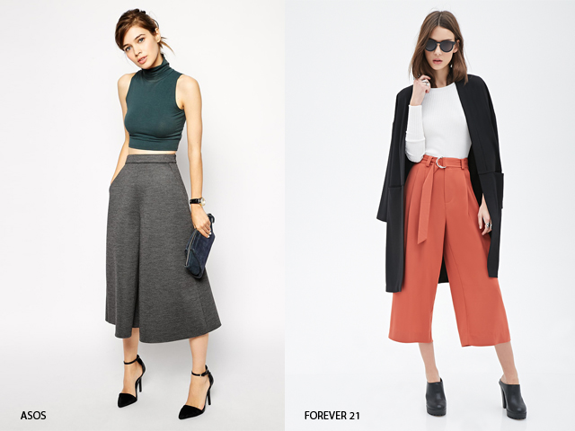 Office Ready Culottes