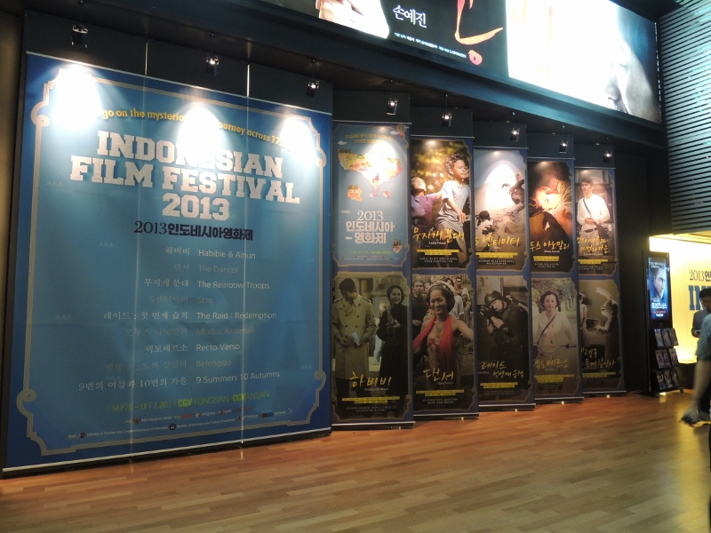 Indonesian Film Festival di Seoul
