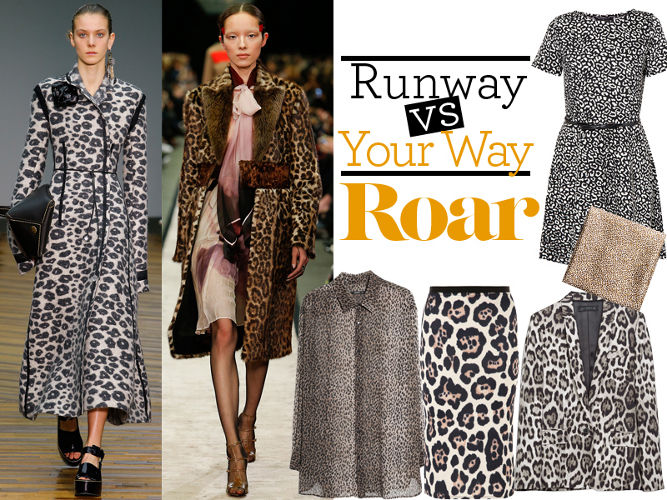 Runway vs Your Way: Roar!