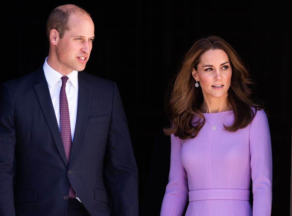 Pangeran William dan Kate Middleton Menggugat Tatler