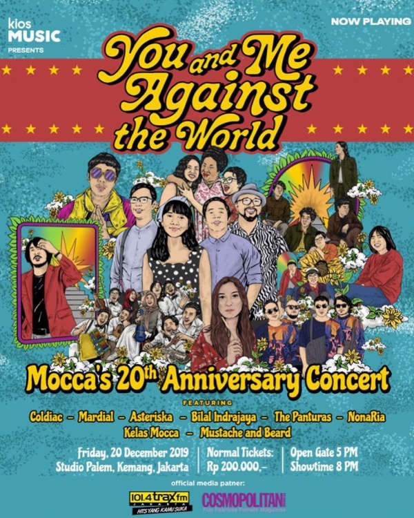 Mocca's 20th Annivesary Concert