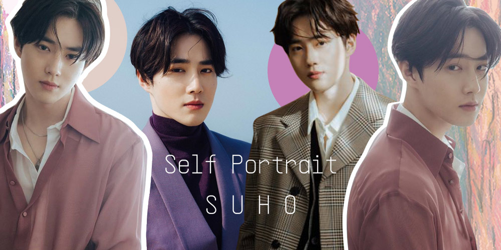 Ini 6 Fakta Menarik Mini Album Suho EXO, Self-Potrait!