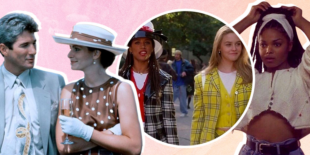 7 Gaya Fashion Ikonis dari Film 90-an