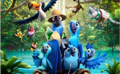 Rio 2: Trouble in Paradise