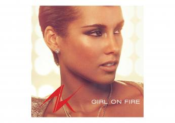 Alicia Keys is on Fire