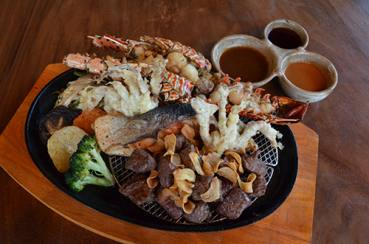 Japanese Seafood at Its Best