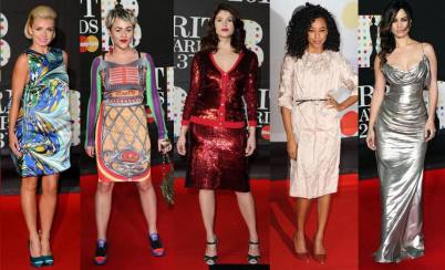 Worst Dressed at Brit Awards 2013