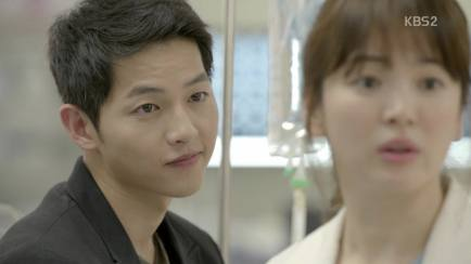 Ini Dia Song Joong Ki, Captain Yoo di Descendants of The Sun