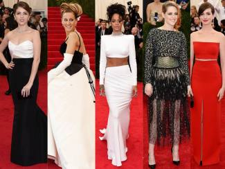 Best Dressed Celebrity at Met Gala 2014