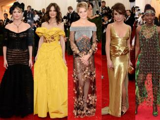 Worst Dressed Celebrity at Met Gala 2014