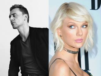 Tom Hiddleston Kekasih Baru Taylor Swift